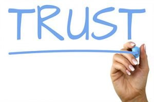 Building trust with the client