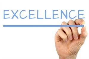 excellence in life coaching