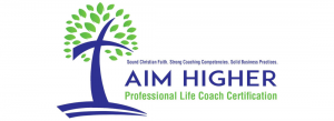 Aimhigher Life Coaching banner