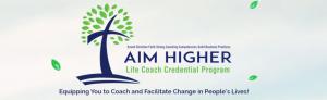 Aim Higher Life Coaching Slider