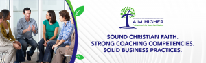 Aim Higher Life Coaching Banner 2